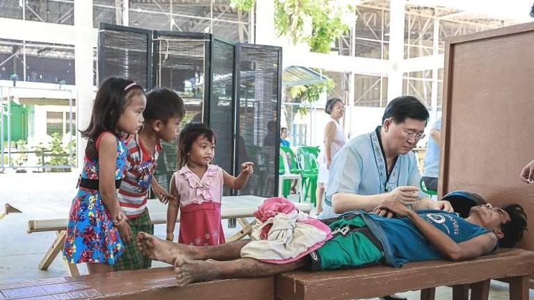 필리핀 의료봉사 - 카메라 렌즈로 바라본 소감