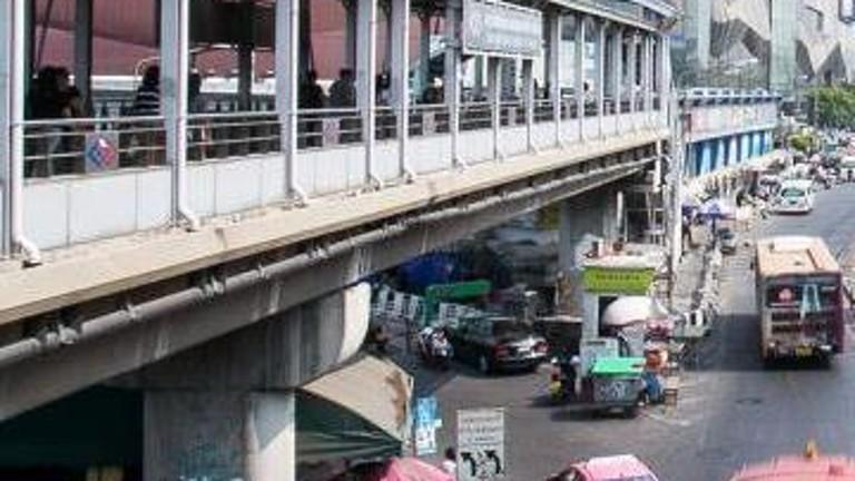 กลุ่มคนไทย ไม่เอาหาบเร่ แผงลอย