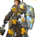 Overwatch's newest hero is an armor-clad engineer named Brigitte