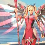 Overwatch Donating All Proceeds from New Pink Mercy Skin to Charity - IGN