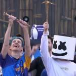Ninja and Marshmello win Fortnite Celebrity Pro-Am, winning $1M for charity