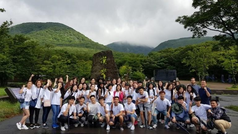 중앙아시아 고려인 대학생들, 제주문화 체험 연수
