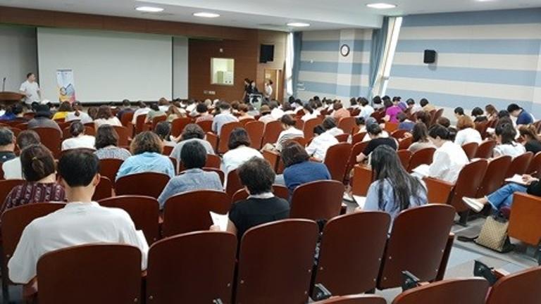 제주영어교육도시 제3학기 영어상용화 수업 성황