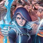 Marvel is publishing League of Legends comics, starting with Ashe's origins