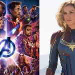 Exclusive: 'Avengers 4' And 'Captain Marvel' Trailers Scheduled For Release This Week
