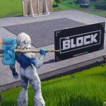 'The Block' will bring stuff from Fortnite's creative mode to battle royale