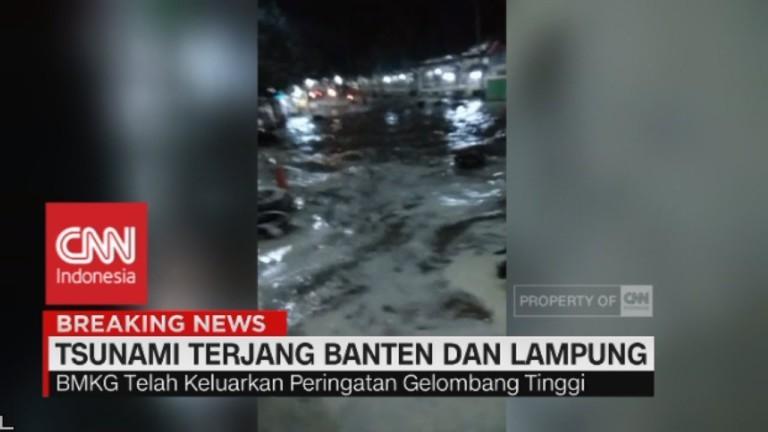 BMKG Pastikan Tsunami di Banten Akibat Letusan Anak Krakatau | Tsunami Terjang Banten & Lampung
