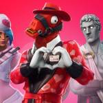 'Get some' extra XP and new skins in the Fortnite Share the Love event