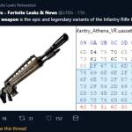 Leaked Epic And Legendary Variants Of The Infantry Rifle 🔫