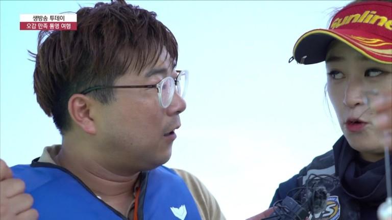 KNN 풍물 방송편 통영 송현호 문어낚시