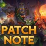 This Is Buff And Nerf Latest Update Patch Note Chess Rush