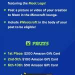 Minecraft Creation Contest!