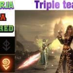 Heir of light - Triple team | Fire Sofia - Forest Valkyrja - Forest Mildred