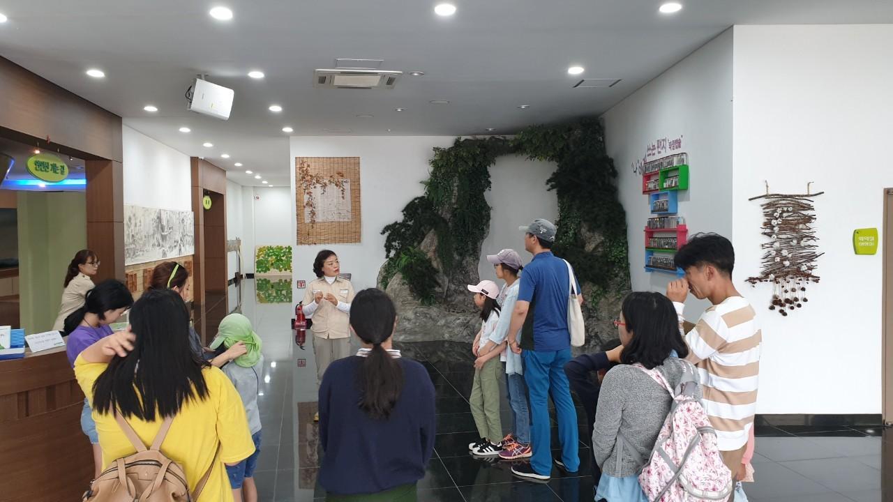 9월 가족캠프 첫 날 소식 사진