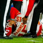 If You Believe In The Madden Curse, It Just Dislocated Patrick Mahomes' Knee