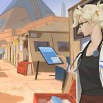 Overwatch Limited-Time Mercy Story Event Gives You A PhD (Skin)