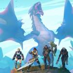 Surprise! Dauntless the free-to-play monster hunting action RPG is out on Switch today