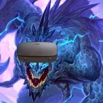 Hearthstone VR was prototyped by Blizzard