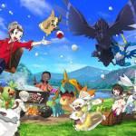 Pokemon - i will trade a shiny arctovish for shiny dracovish message if deal HAS TO BE ENGLISH NO NICKNAME