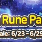 60 Seconds Hero: Idle RPG - [Limited Offer] Red & Rune Package 6/23(Tue) – 6/29(Mon)