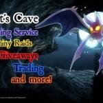 Join the Crobat's Cave Giveaways/Trades/Raids and More! Discord Server!