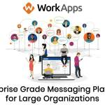 WorkApps - The Secured Enterprise Team Chat