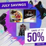 July Savings