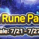 [Limited Offer] Red & Rune Package 7/21(Tue) – 7/27(Mon)   60 Seconds Hero: Idle RPG