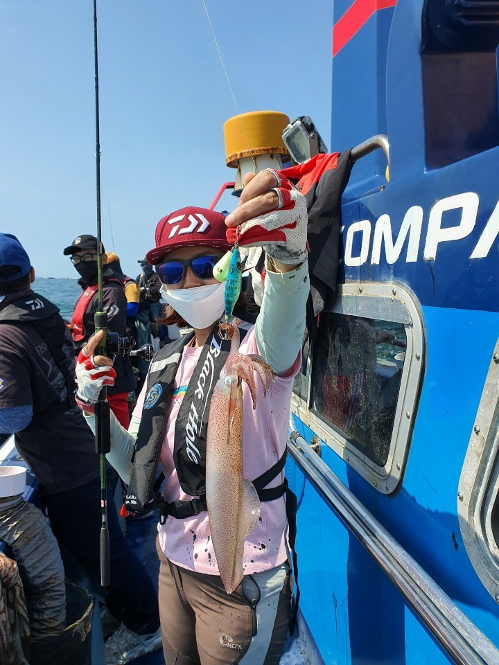 [푸른바다3호]9월 20일 10물 친낚소모임+올피싱회원님들!